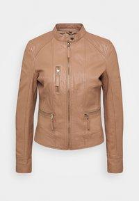 Oakwood - EACH - Leather jacket - nuts - 0