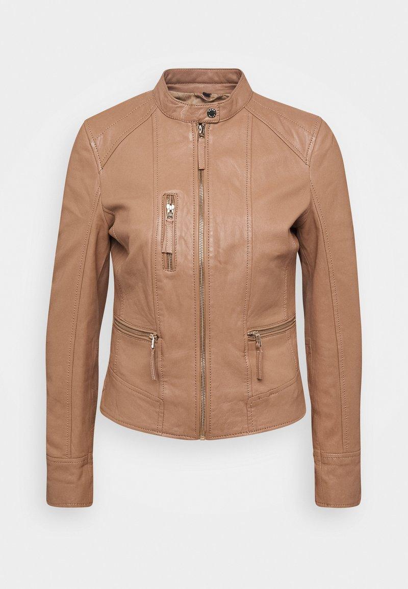 Oakwood - EACH - Leather jacket - nuts
