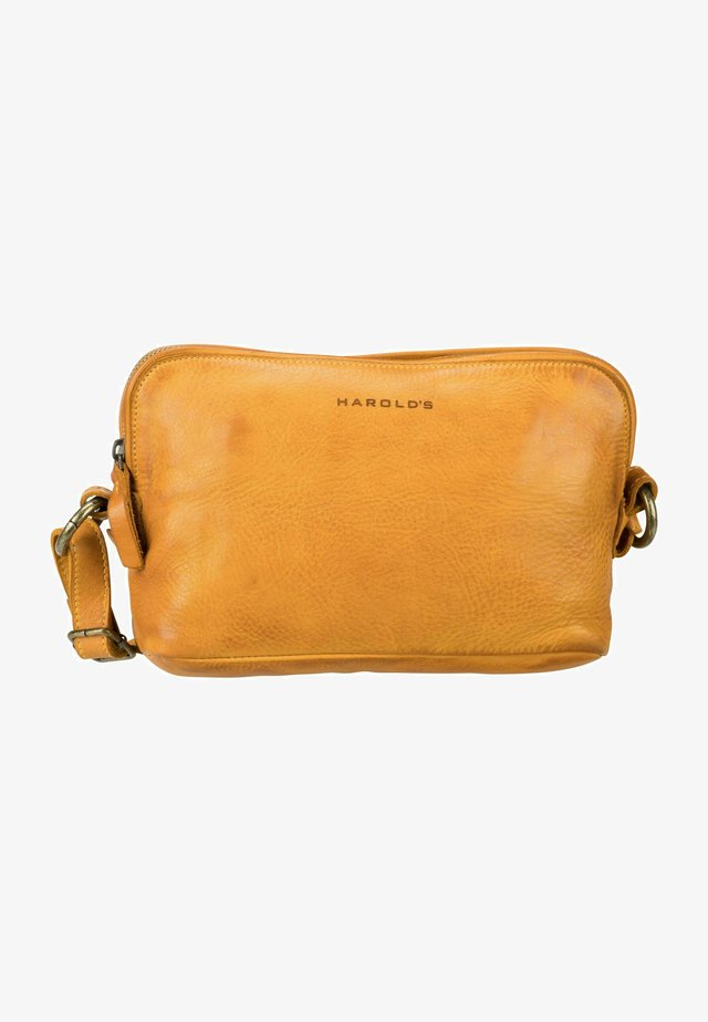 SUBMARINE - Across body bag - gelb