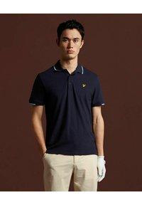 Lyle & Scott - ANDREW - Sports shirt - navy - 0