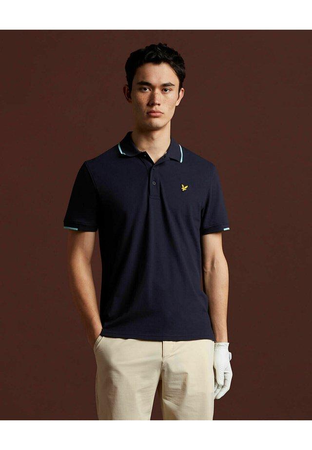 ANDREW - T-shirt sportiva - navy