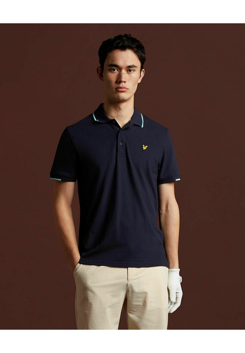 Lyle & Scott - ANDREW - Sports shirt - navy