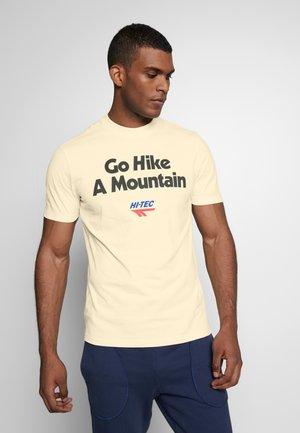 ANTON - T-shirts med print - soya