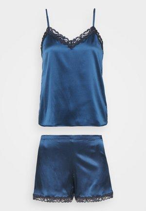 TOUCH SHORT  - Pyjama set - blue royal