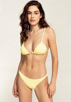 Bikini bottoms - radiant yellow