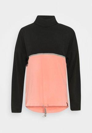 DEJA WOMEN - Fleece jumper - black