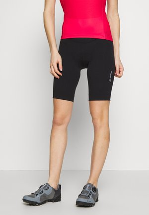 BIKE SHORT TOUR - Leggings - black