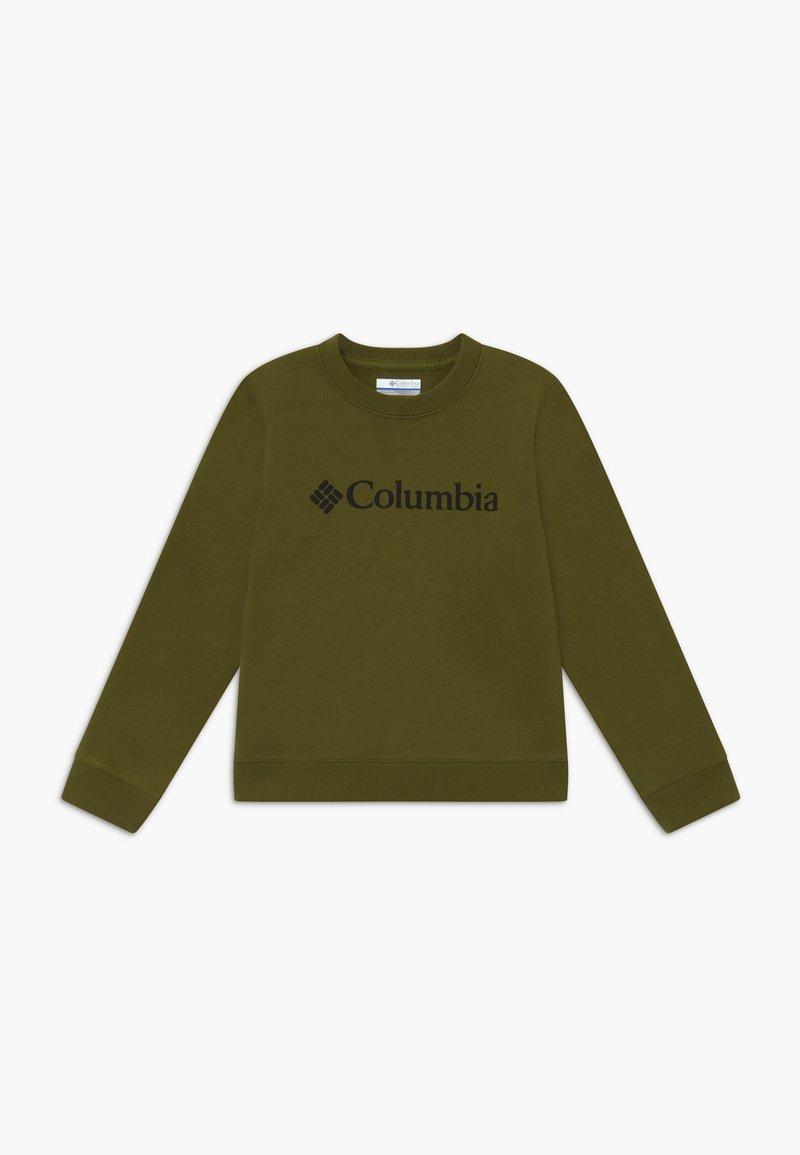 Columbia - PARK CREW UNISEX - Sweatshirt - new olive