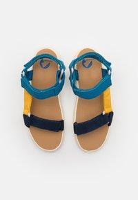 Finkid - NAUHA UNISEX - Chodecké sandály - nautic/navy - 3