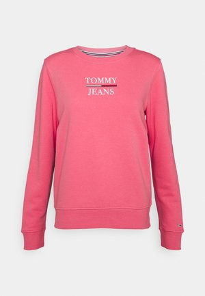 TERRY LOGO - Mikina - botanical pink