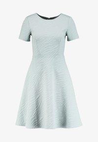 Anna Field - Day dress - silver blue - 3