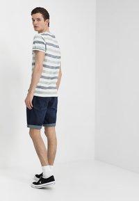 YOURTURN - Denim shorts - dark-blue denim - 2