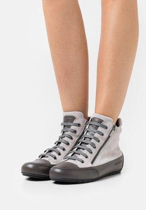 MONTREAL - Höga sneakers - tamponato/antracite/grigio