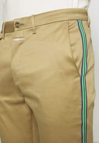 CLOSED - ATELIER CROPPED - Chinos - pebble - 4