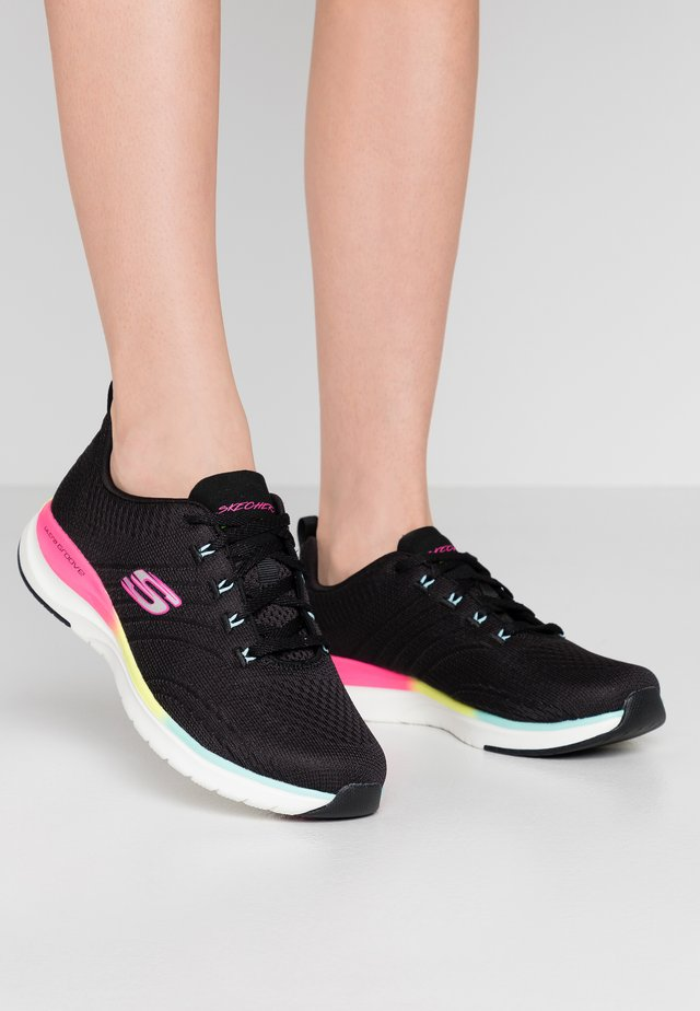 ULTRA GROOVE - Joggesko - black/multicolor