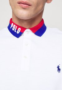 Polo Ralph Lauren - BASIC - Poloshirt - white - 5