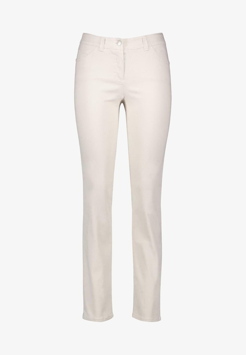 Gerry Weber - Slim fit jeans - off white