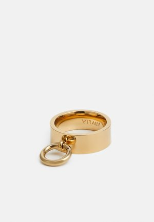 HINGE  UNISEX - Ring - gold-coloured