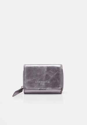 SEASONAL PABLITA WALLET MEDIUM - Portefeuille - silver lead