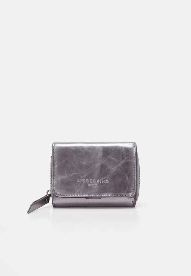 SEASONAL PABLITA WALLET MEDIUM - Portfel - silver lead