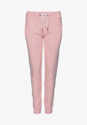 ORANGE LABEL  - Tracksuit bottoms - pink faded