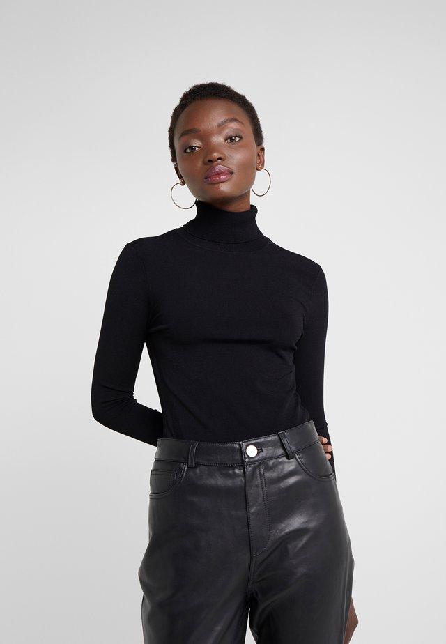 JELENA - Sweter - black