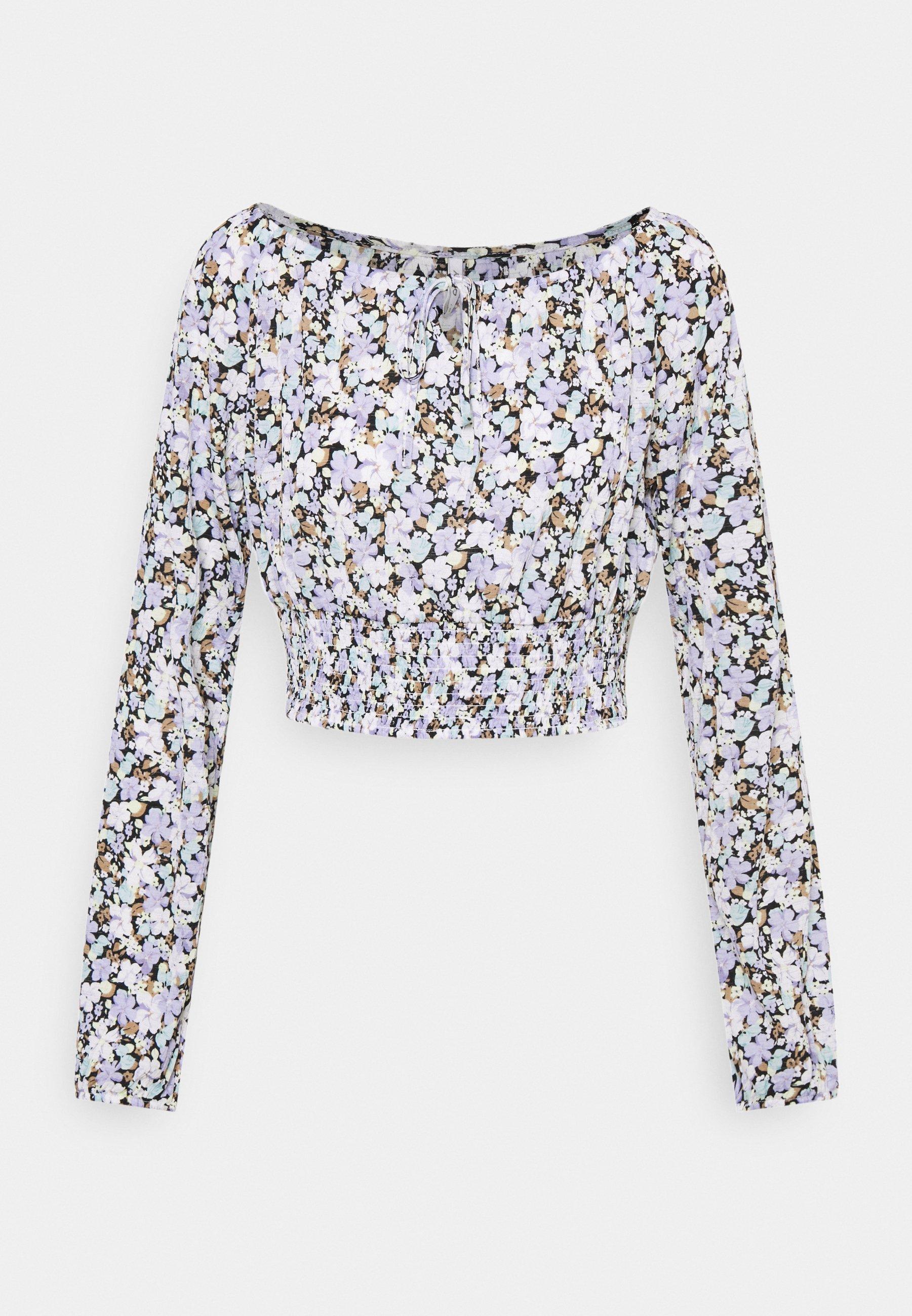 Women ONLPELLA BOW - Long sleeved top
