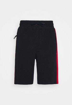 LUHTA KIRJAVALA - Sports shorts - dark blue