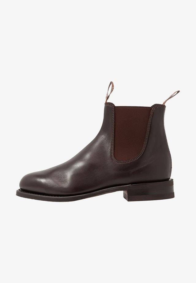 COMFORT TURNOUT ROUND G FIT - Classic ankle boots - chesnut yearling