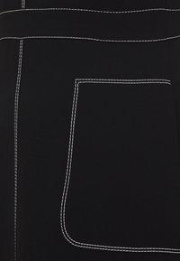 Escada - Day dress - black - 2