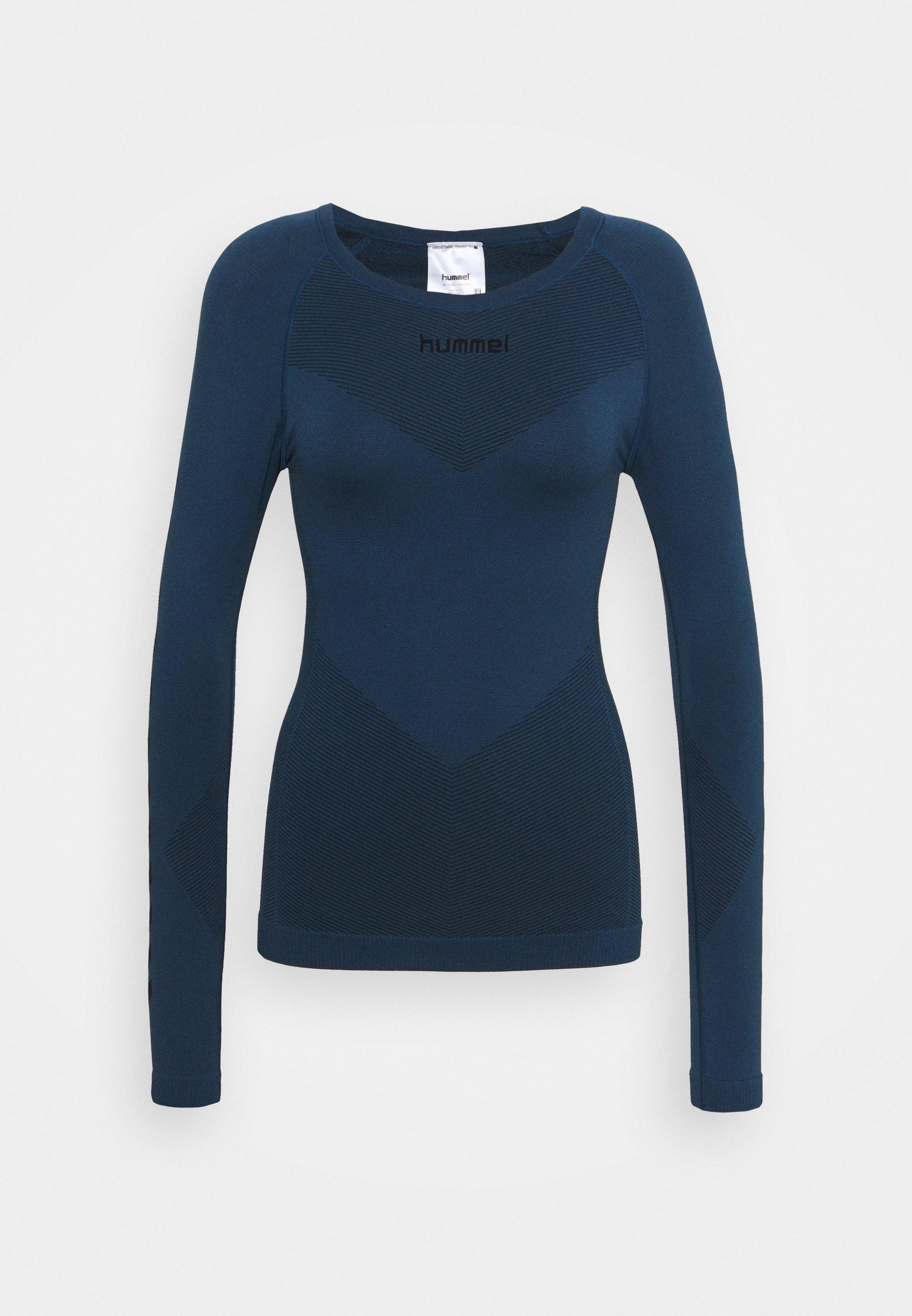 Damen FIRST SEAMLESS WOMAN - Langarmshirt