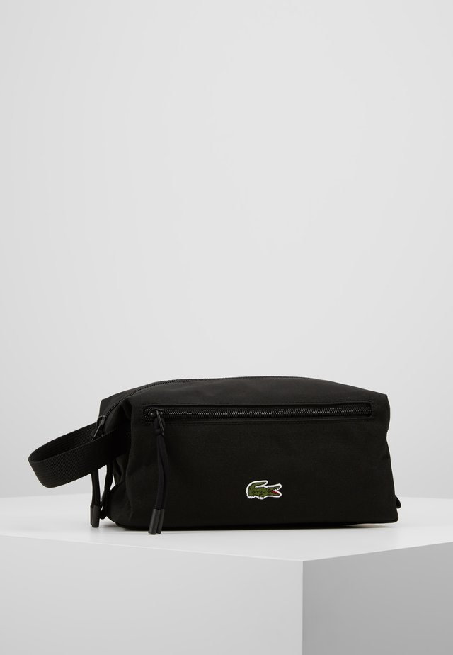 TOILET KIT - Wash bag - black