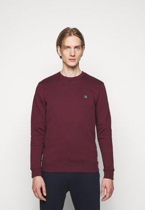 PIECE - Sweatshirt - bordeaux