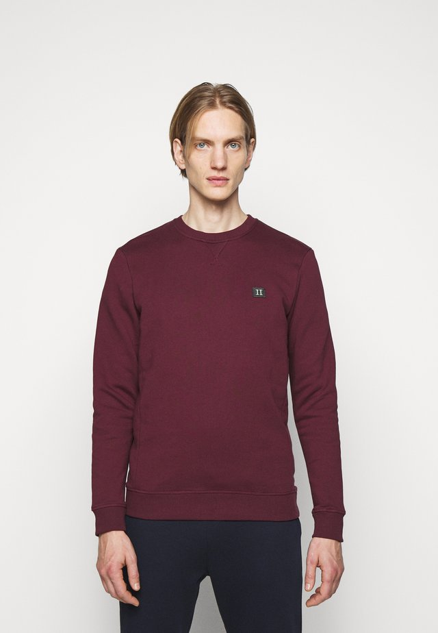 PIECE - Sweatshirt - bordeaux