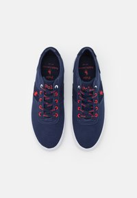 Polo Ralph Lauren - HANFORD - Sneakers laag - newport navy/red - 3