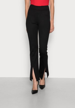 THIS ATTENTION PANT - Bukse - black