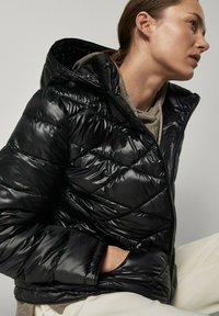 Massimo Dutti - Winter jacket - black - 1