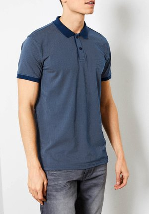 Poloshirt - petrol blue