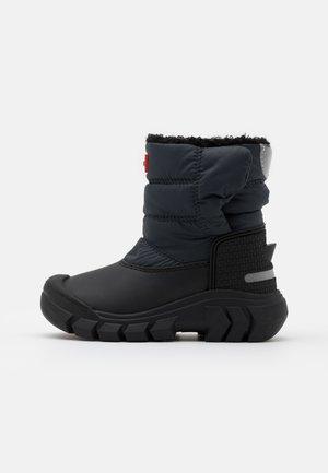 ORIGINAL KIDS UNISEX - Winter boots - navy/black