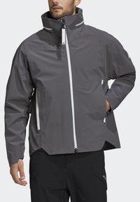 adidas Performance - MYSHELTER URBAN RAIN.RDY OUTDOOR - Outdoor jacket - grey - 5