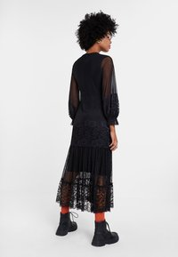 Desigual - PEKIN - Maxi dress - black - 2