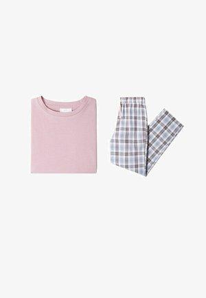 Pyžamo - rose