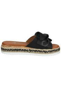 Sansibar Shoes - Muiltjes - schwarz - 5