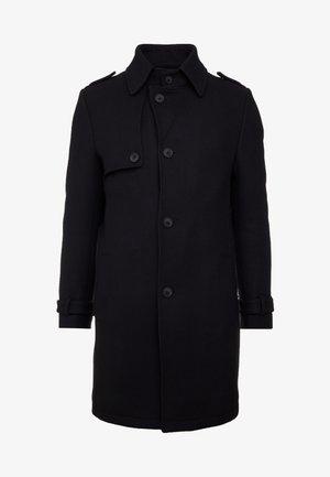 SKOPJE - Krátký kabát - black