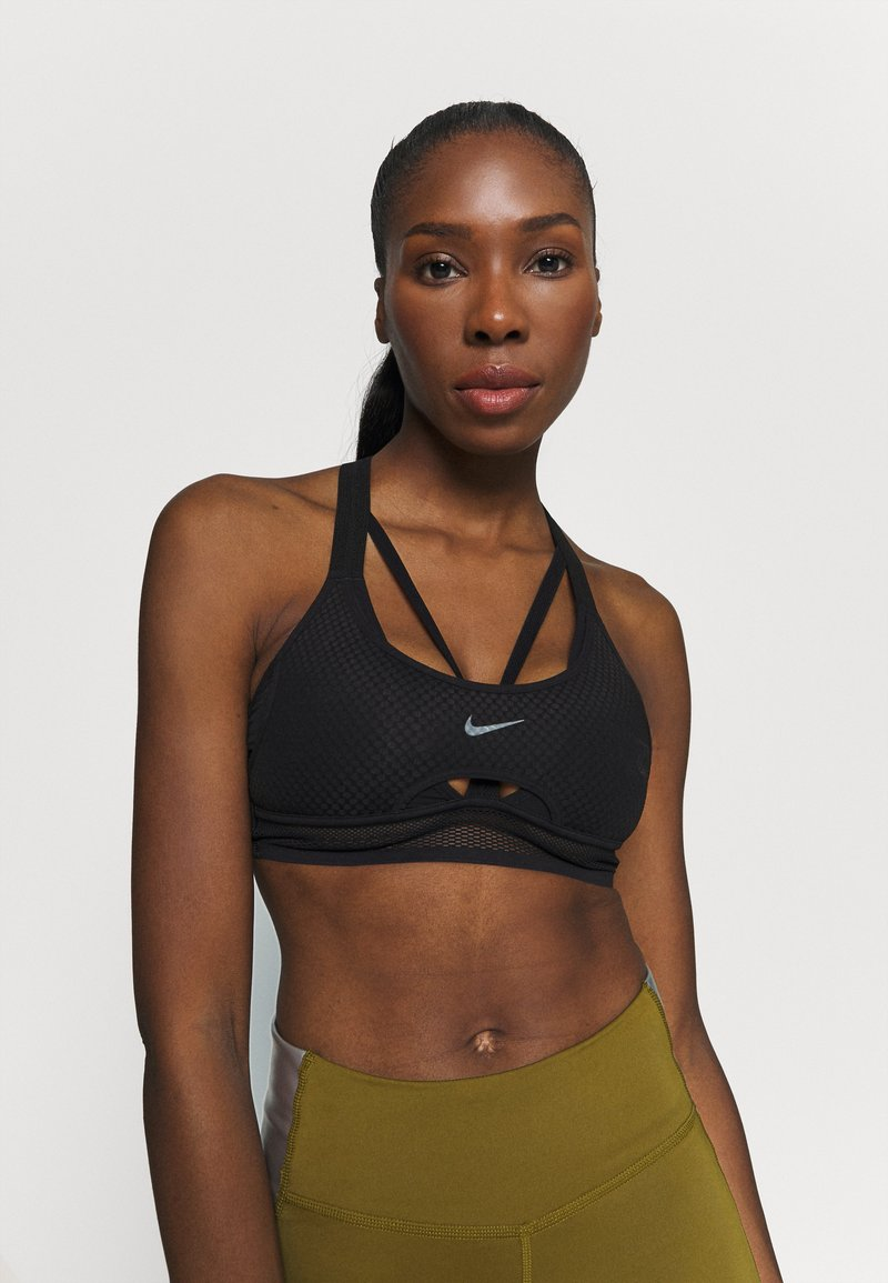 Nike Performance - INDY ULTRABREATHE BRA - Sujetador deportivo - black