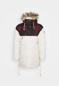 Icepeak - ALABAMA - Płaszcz zimowy - natural white - 5