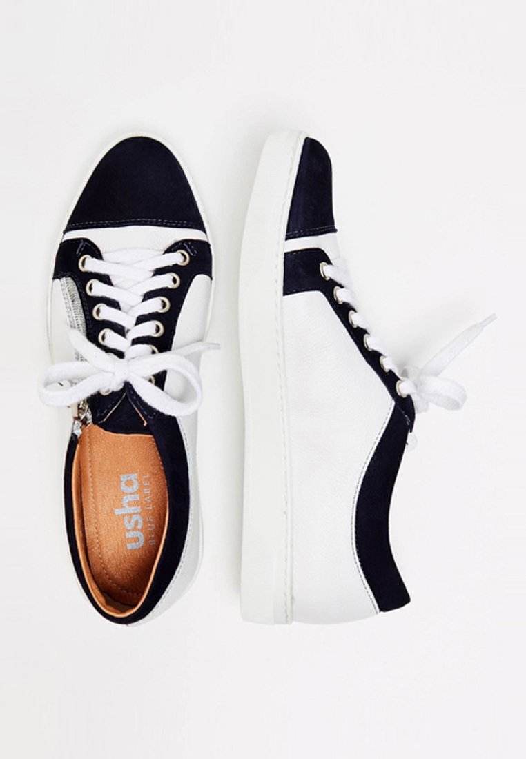 usha Sneakers basse - marine/white - Scarpe da donna Super