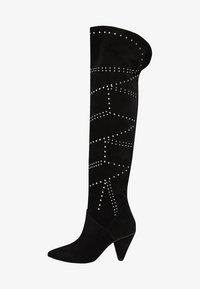 faina - Over-the-knee boots - black - 1