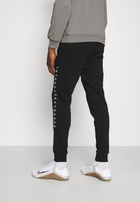 Kappa - JORIS - Teplákové kalhoty - caviar - 2