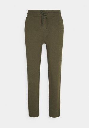 TRACK PANT - Pyjama bottoms - army green